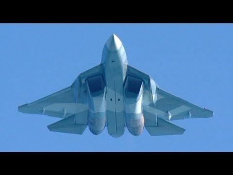 ПАК ФА продолжает лётные испытания...