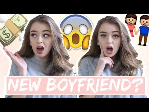 MY NEW BOYFRIEND & HOW MUCH MONEY I EARN FROM YOUTUBE? JUICY Q&A 2017!