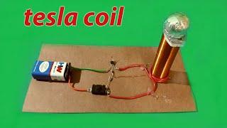 "Video Make a mini ""Tesla coil"" (Easy to make) MP3, 3GP, MP4, WEBM, AVI, FLV Juli 2018"
