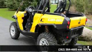 10. 2015 Can-Am Commander XT 1000  - Action Power Sports - Wa...