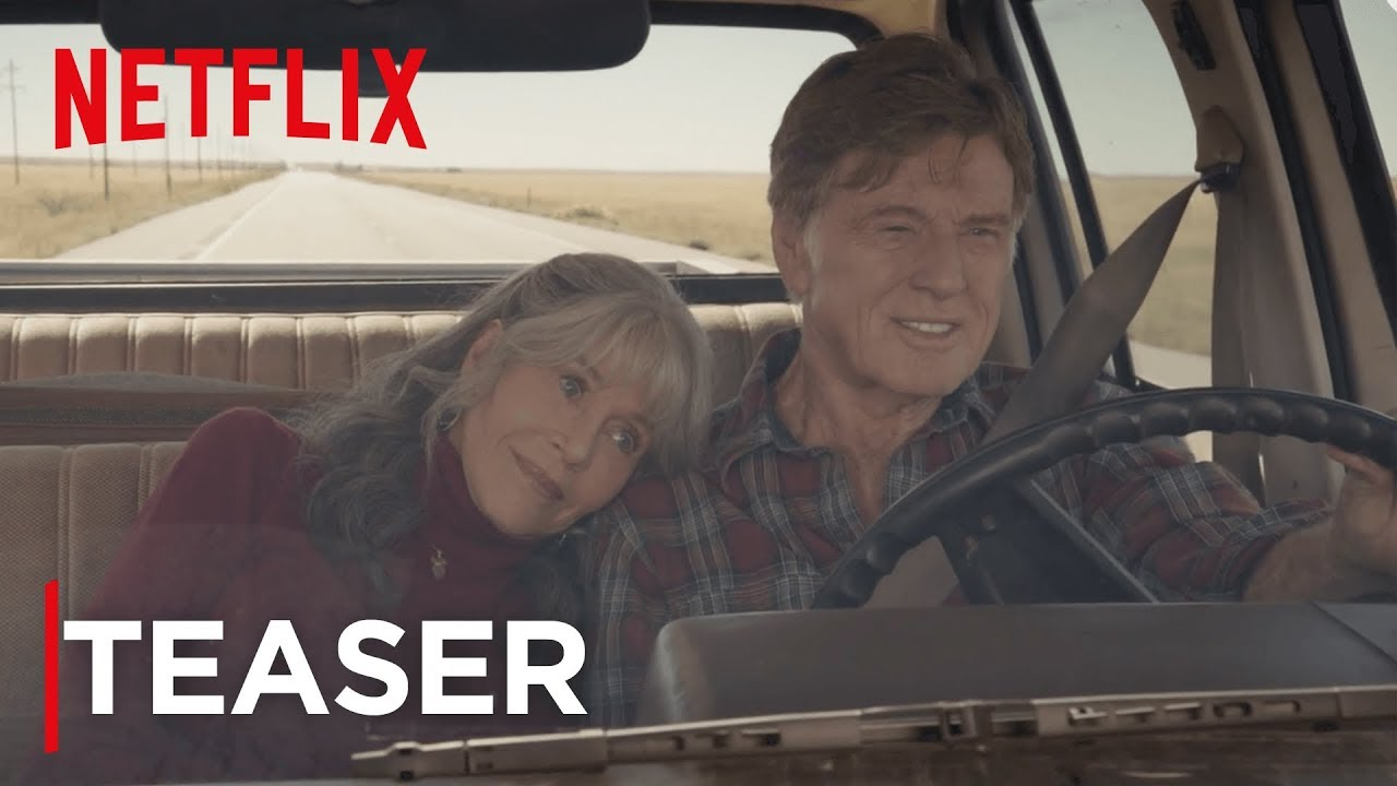 Watch Oscar-winners Jane Fonda & Robert Redford Reunite in Romantic Drama 'Our Souls at Night' (Teaser Trailer)