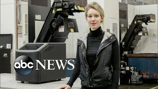 Video 'The Dropout' Part 2: Elizabeth Holmes begins marketing her Theranos devices MP3, 3GP, MP4, WEBM, AVI, FLV Agustus 2019