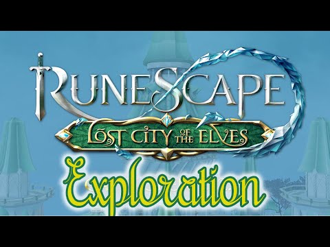 RuneScape 3: Exploring Prifddinas – Lost City of the Elves and MAX Guild [HD Gameplay]
