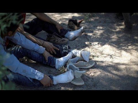 Mexico: USA drohen mit einem Handelskrieg - Migranten ...