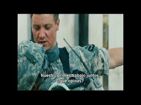 The Hurt Locker (2008) Zona de Miedo -Trailer HD-