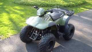 3. Polaris Sportsman 90