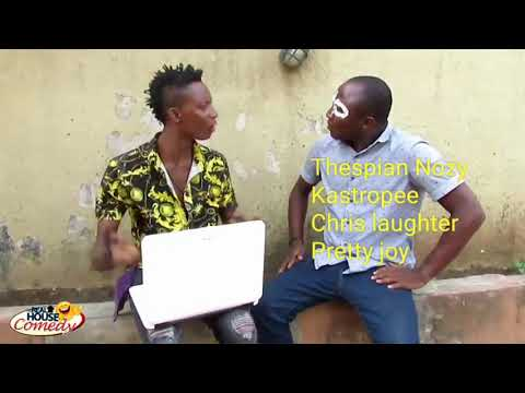 The Yahoo boy (Real House Of Comedy)