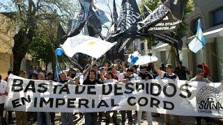 Imperial Cord: reingresaron los despedidos