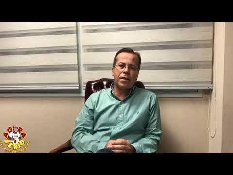 Deputado Estadual Marcio Camargo fala sobre a participação do Vereador Willian Soares na Carreta da Mamografia