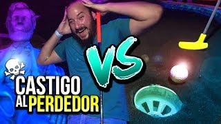 Video VERSUS EN MINIGOLF MINIGAMER - Castigo al perdedor MP3, 3GP, MP4, WEBM, AVI, FLV September 2019