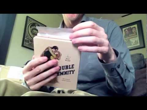 Double Indemnity Steelbook Blu Ray Overview// This Hidden World