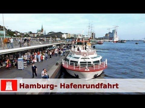 Hamburger Hafen - Hafenrundfahrt