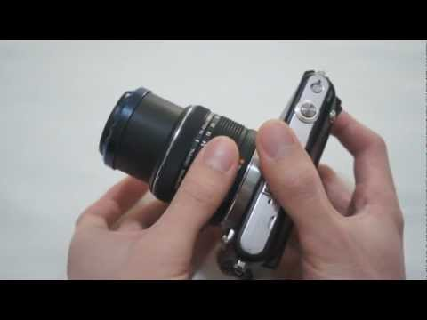 Olympus PEN Mini E-PM1 Review: Part 1 of 2