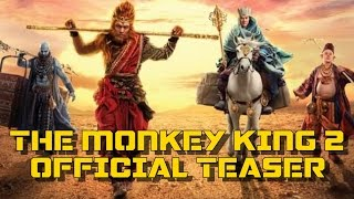 The Monkey King 2 (2016) Teaser | Red Scene [Watch Out! You Must See It]