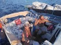 Yelkenlimiz Doris (Macgregor26x) ve Biz ile Tilos Adasındayız ve Adayı Geziyoruz.