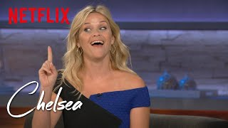 Video Reese Witherspoon Feels Like a Grown-Up (Full Interview) | Chelsea | Netflix MP3, 3GP, MP4, WEBM, AVI, FLV Oktober 2018