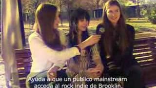Au Revoir Simone - entrevista