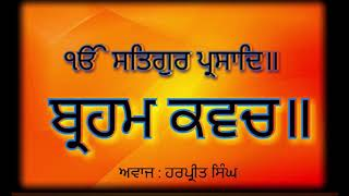 Download Lagu ਸੰਪੂਰਣ ਪਾਠ ਸ੍ਰੀ ਬ੍ਰਹਮ ਕਵਚ - Sampooran Brahm Kawach Sri Mukhwaak Paatshahi Dasveen - See Description Mp3