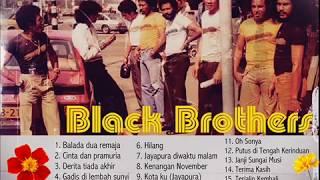 Black brothers - Putus ditengah kerinduan (Full 16 tembang manis)