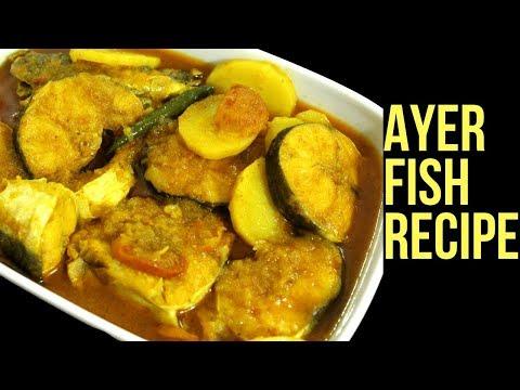 Video আইড় মাছ ভূনা | Ayer Fish Recipe | Aar Fish Curry | Bangladeshi Fish Recipe download in MP3, 3GP, MP4, WEBM, AVI, FLV January 2017