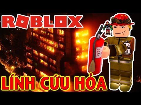 Roblox | LÀM LÍNH CỨU HỎA CỨU NGƯỜI - Firefighters | KiA Phạm - Thời lượng: 21:25.