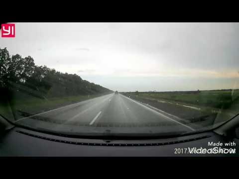 Авария на трассе М4 Дон
