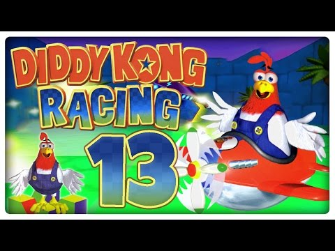 diddy kong racing 64 trucos