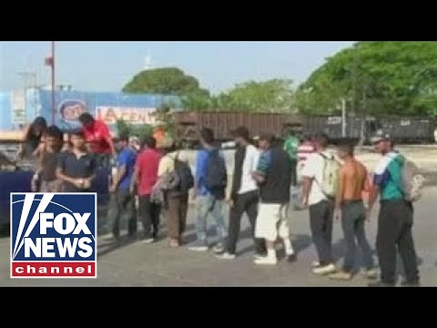 Caravan of Central Americans is bound for the US border