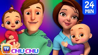 Video I Love You Baby Song and Many More 3D Nursery Rhymes & Songs for Children by ChuChu TV MP3, 3GP, MP4, WEBM, AVI, FLV Maret 2019