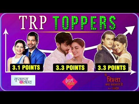 Yeh Rishta Kya Kehlata Hai Tops TRP Chart, Superst