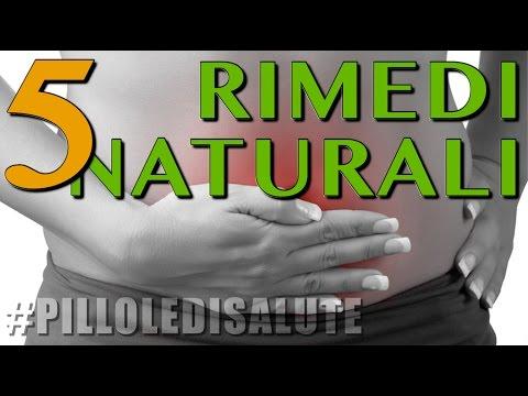 sgonfiare la pancia con 5 semplici rimedi naturali!