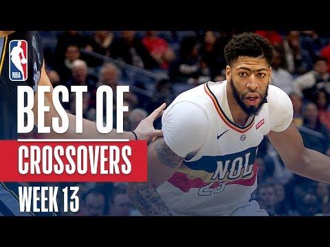 Video: NBA's Best Crossovers | Week 13