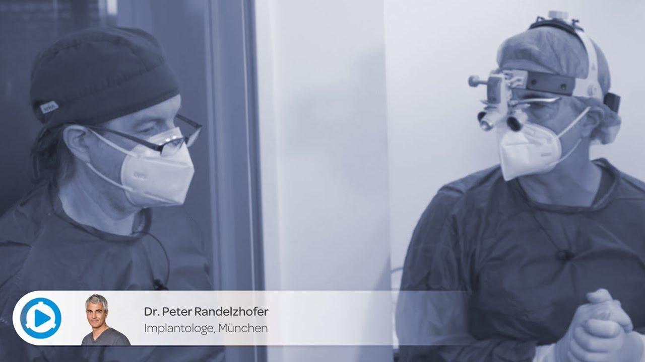 Live-OP: Stabiles Weichgewebe – der Erfolgsfaktor einer zahnmedizinischen Therapie