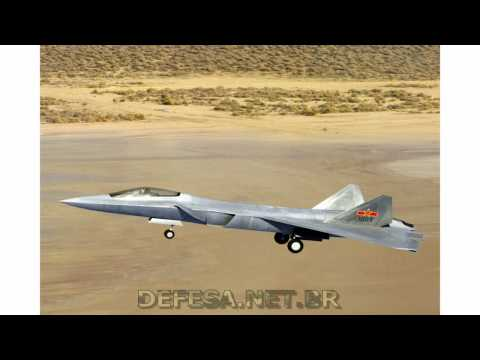 China xx - Shenyang J-14 da Shenyang Aircraft Corporation - http://www.defesa.net.br/2010/02/03/j-xx-o-caca-stealth-chines/ - Concepções do avião invisível chinês J-XX ...