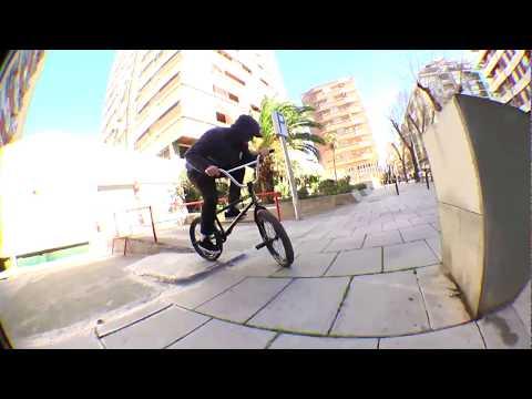 ECLAT BMX Accueille Andrew Schubert