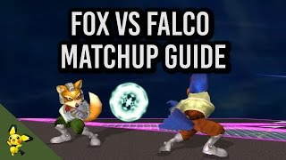 Fox vs Falco Matchup Guide ft. TA | CDK – SSBM Tutorials (x-post r/ssbm)
