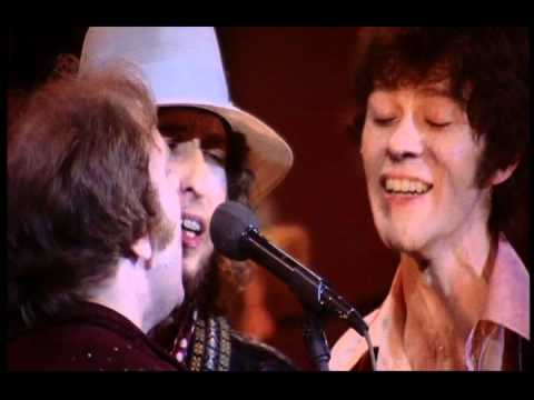 The Band: I Shall Be Released (The Last Waltz):  Featuring: Bob Dylan, Ringo Starr, Ronnie Wood, Joni Mitchell, Neil Young, Neil Diamond, Ronnie Hawkins And Van Morrison