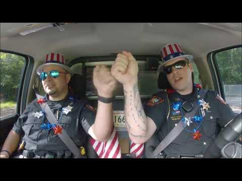 IBERVILLE SHERIFF'S DEPUTY Lip sync challenge!!!