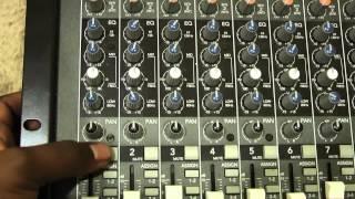 A basic Mixer...info