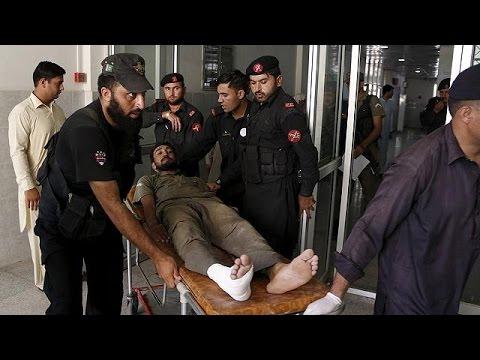 Πακιστάν: Επίθεση ενόπλων σε αεροπορική βάση