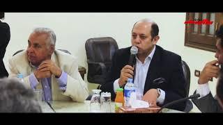 """""""1""""ندوة (بوابة روز اليوسف) مع قائمة أحمد سليمان"""