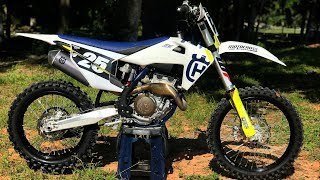 6. First Ride 2019 Husqvarna FC250 - Motocross Action Magazine