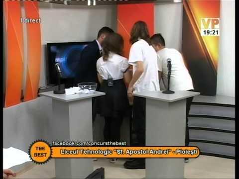 Preselecții The Best – 21 octombrie 2014 (II) – Liceul Tehnologic de Servicii Sfântul Apostol Andrei Ploiești