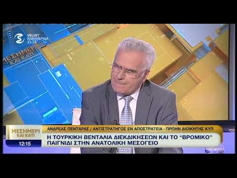 Video - Πρώην διοικητής της Υπηρεσίας Πληροφοριών Κύπρου: Γιατί η Τουρκία απέσυρε δυνάμεις από τον Έβρο και την Κύπρο