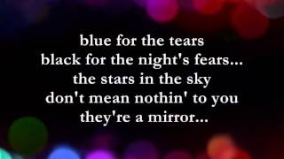 I Don't Want To Talk About It     Lyrics     Rod Stewart