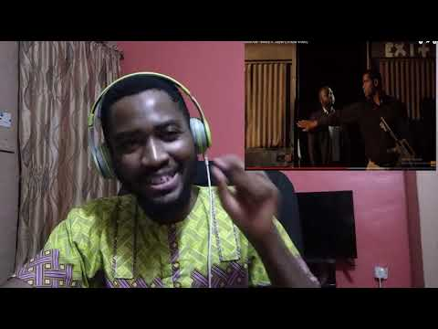 Sarkodie made a movie/ Bossy reaction
