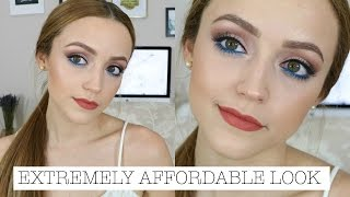 Makeup Tutorial Using Products UNDER $10.00 by Kathleen Lights