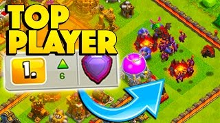 Video TESTING OUT A NEW TOP PLAYER STRATEGY! - Clash of Clans - I'm Addicted to Air Attacks MP3, 3GP, MP4, WEBM, AVI, FLV Oktober 2017