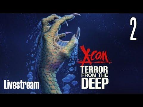 X-COM: Terror From the Deep (Superhuman/Stream) Part 2