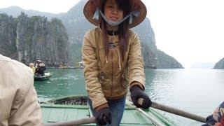 Ha Long Bay Vietnam 2012 / Vịnh Hạ Long Bhaya Hành Trình